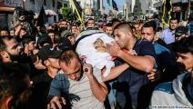 تشييع بهاء أبو العطا-سياسة-العربي الجديد