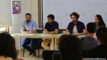طلاب لبنانيون ضد دفع أقساط الجامعات بالدولار (حسين بيضون)