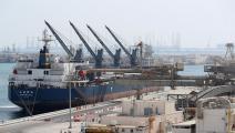 صادرات قطر من الغاز المسال (كريم جعفر/فرانس برس)