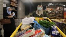 أسواق فلسطين/ فرانس برس