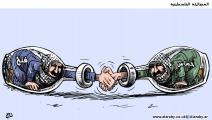 كاريكاتير المصالحة / بناجي