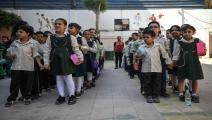 مدارس مصر-مجتمع-محمد الشاهد/فرانس برس