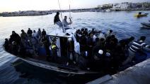مهاجرون تونسيون وهجرة سرية في إيطاليا 1 - مجتمع