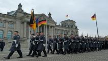 الجيش الألماني (Getty)