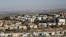 إسرائيل/المستوطنات/فرانس برس