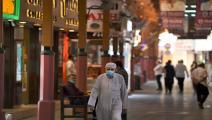 أسواق دبي/ فرانس برس