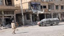 البوكمال/سياسة/سورية/ (فرانس برس)