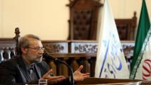 علي لاريجاني-سياسة-فاطمة بهرمي/الأناضول
