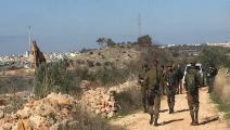 الاحتلال الاسرائيلي يهدم الآبار في سلفيت