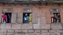 نساء في باكستان/مجتمع/31-7-2018 (توصيف مصطفى/ فرانس برس)