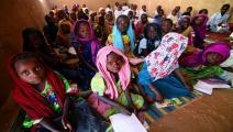 مدرسة في السودان/مجتمع/13-01-2017 (توماس كويكس/ فرانس برس)