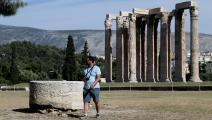 اليونان/سياحة/بانايوتيس تزاماروس/NurPhoto/Getty