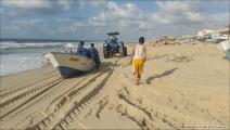 تحقيق الصيادين في غزة