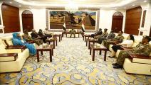 مجلس السيادة السوداني (تويتر)