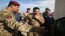 وزير الداخلية العراقي قاسم الأعرجي/ أحمد الربيعي/ فرانس برس)