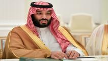 محمد بن سلمان/Getty