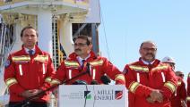 وزير الطاقة التركي فاتح دونماز(الأناضول)