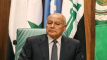 سياسة/أحمد أبو الغيط/(محمد الشاهد/فرانس برس)