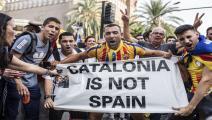 إسبانيا/إعلان استقلال كتالونيا/سياسة/فيكتور سيري/Getty