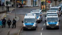 الشرطة الألمانية/ هاناو (فرانس برس)