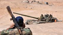 عناصر قوات النظام السوري 1 - سورية - مجتمع