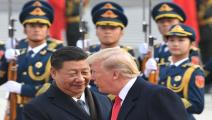 ترامب والرئيس الصيني/ Getty