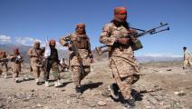 عناصر طالبان/ أفغانستان