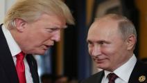 بوتين وترامب/ فيتنام