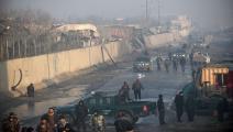 سياسة/هجمات أفغانستان/(وكيل كوشار/فرانس برس)