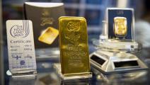 لا يزال الذهب ملاذاً آمناً للهاربين من المخاطر (Getty)