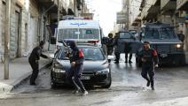 الشرطة الأردنية (خليل مزرعاوي/فرانس برس)