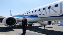 طائرة ميتسوبيشي (Getty)