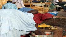 المساعدات موريتانيا
