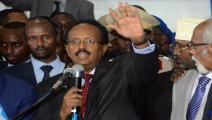 الصومال/سياسة/محمد فرماجو/(مصطفى عبدالنور/فرانس برس)