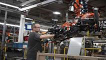 صناعة سيارات في أميركا/ Getty