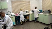 تحقيق مختبرات بغداد
