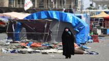 فيروس كورونا العراق/ غيتي/ مجتمع