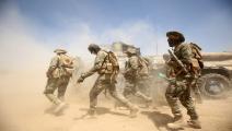 العراق/سياسة/الجيش العراقي/(أحمد الربيع/فرانس برس)