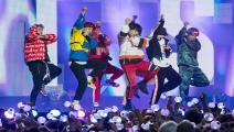 فرقة BTS الأشهر حول العالم (Getty)