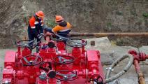 مخزونات النفط الأميركية زادت الأسبوع الماضي (Getty)