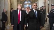 أوباما/ترامب/ج. سكوت أبلوايت/Getty