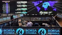 بورصة إسطنبول(اوزان كوزيه/فرانس برس)