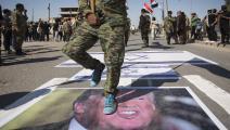 العراق/يوم القدس/مليشيات عراقية/حسين فالح/فرانس برس