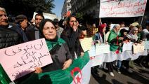 الحراك الشعبي الجزائري Billal Bensalem/NurPhoto