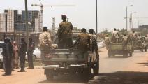 سياسة/الجيش السوداني/(إبراهيم حميد/فرانس برس)
