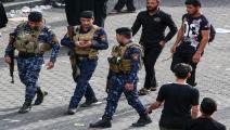 الشرطة العراقية (صباح عرار/فرانس برس)