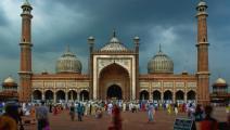 مسجد جهان في الهند - القسم الثقافي