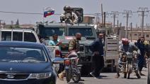 جنود روس/ سورية