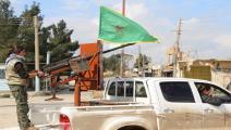 سورية/وحدات حماية الشعب/المليشيات الكردية/مسعود محمد/Getty