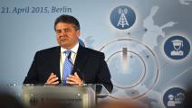 وزير الاقتصاد الألماني، سيجمار جابرييل- فرانس برس
